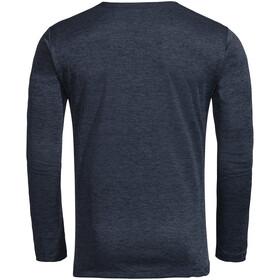 VAUDE Essential Camiseta manga larga Hombre, eclipse
